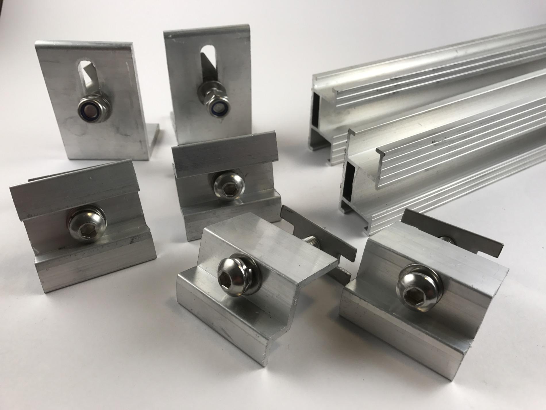 Corrugated /IBR Mounting Kits Image
